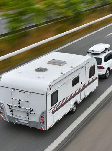Assurance remorque ou caravane